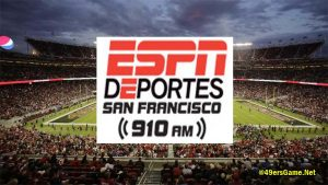 San Francisco 49rs Live Radio Streaming