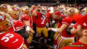 San Francisco 49ers Players
