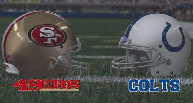 49ers vs Colts NFL Week 5 Game Prediction
